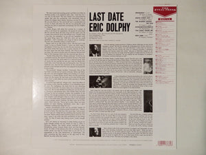 Eric Dolphy Lat Date Limelight DMJ-5041