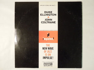 Duke Ellington & John Coltrane ABC Impulse! IMP-88091
