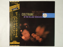 "Load image into Gallery viewer, John Coltrane ""Live"" At The Village Vanguard Impulse! IMP-88073"