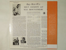 Load image into Gallery viewer, Milt Jackson And Wes Montgomery Bags Meets Wes! Riverside Records SMJ-6058