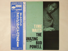 Load image into Gallery viewer, Bud Powell The Amazing Bud Powell, Vol. 4 - Time Waits Blue Note GXK 8074