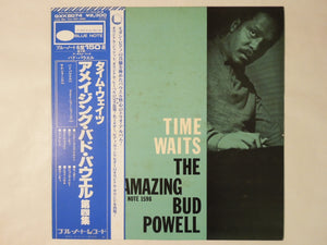 Bud Powell The Amazing Bud Powell, Vol. 4 - Time Waits Blue Note GXK 8074