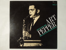 Load image into Gallery viewer, Art Pepper Quartet Art Is The Art Vol. 2 Nadja PA-3141