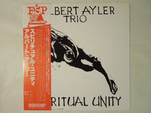 Load image into Gallery viewer, Albert Ayler Trio Spiritual Unity ESP Disk 15PJ-2021