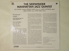 Load image into Gallery viewer, Manhattan Jazz Quintet The Sidewinder Paddle Wheel K28P 6452