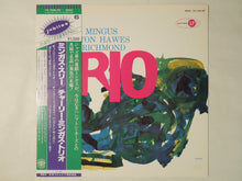 Load image into Gallery viewer, Charles Mingus With Hampton Hawes & Danny Richmond Mingus Three Jubilee YW-7566-RO