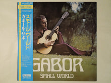 Load image into Gallery viewer, Gabor Szabo Small World Four Leaf Clover Records K18P 9403