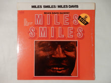 Load image into Gallery viewer, Miles Davis Quintet Miles Smiles CBS/Sony SOPL 165