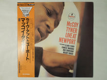 Load image into Gallery viewer, McCoy Tyner Live At Newport Impulse! VIM-5565