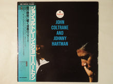 Load image into Gallery viewer, John Coltrane And Johnny Hartman MCA Records VIM-4607