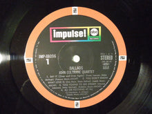 Load image into Gallery viewer, John Coltrane Quartet Ballads ABC Impulse! IMP-88096