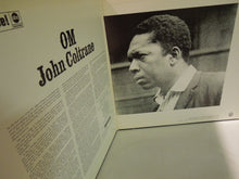 Load image into Gallery viewer, John Coltrane - Om (LP-Vinyl Record/Used)