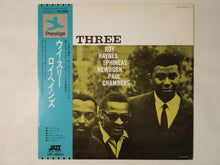 Load image into Gallery viewer, Roy Haynes With Phineas Newborn Paul Chambers We Three Prestige LPR-88054