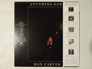 Ron Carter - Anything Goes (LP/Used)
