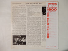 Load image into Gallery viewer, Gil Evans And His Orchestra Featuring Cannonball Adderley New Bottle, Old Wine Pacific Jazz GXF-3033