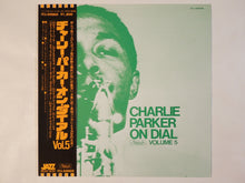 Load image into Gallery viewer, Charlie Parker - On Dial Volume 5 (LP/Used)