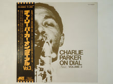 Load image into Gallery viewer, Charlie Parker - On Dial Volume 3 (LP/Used)