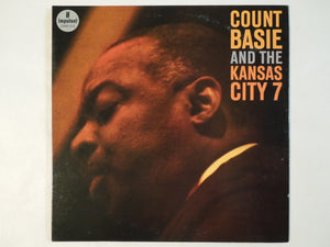 Count Basie And The Kansas City 7 - Count Basie And The Kansas City 7 (Gatefold LP/Used)