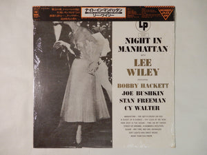 Lee Wiley Night In Manhattan CBS/Sony 20AP 1476