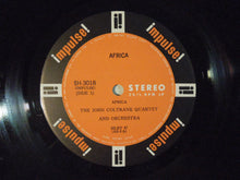 Load image into Gallery viewer, The John Coltrane Quartet - Africa / Brass (LP-Vinyl Record/Used)