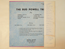 Load image into Gallery viewer, The Bud Powell Trio - The Bud Powell Trio (LP/Used)