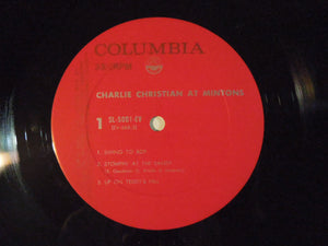 Charlie Christian - Charlie Christian At Mintons (Gatefold LP/Used)