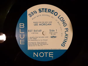 Lee Morgan Search For The New Land Blue Note K18P 9246