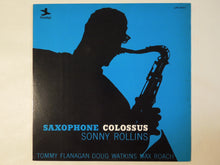 Load image into Gallery viewer, Sonny Rollins - Saxophone Colossus (LP/Used)
