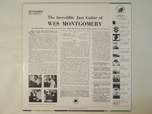 Load image into Gallery viewer, Wes Montgomery - The Incredible Jazz Guitar Of Wes Montgomery (LP/Used)
