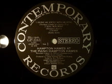 Load image into Gallery viewer, Hampton Hawes At The Piano Contemporary Records GP 3163