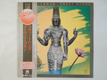 Load image into Gallery viewer, David Liebman - Sweet Hands (Gatefold LP-Vinyl Record/Used)