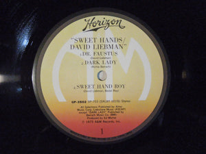 David Liebman - Sweet Hands (Gatefold LP-Vinyl Record/Used)