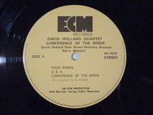 Load image into Gallery viewer, David Holland Quartet - Conference Of The Birds (LP/Used)