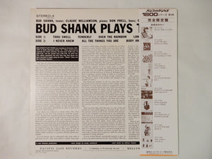 Bud Shank Plays Tenor Pacific Jazz GXF-3135