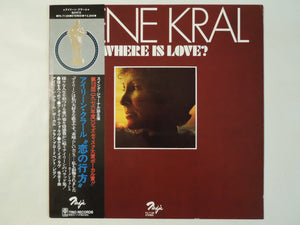 Irene Kral - Where Is Love? (LP/Used)