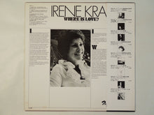Load image into Gallery viewer, Irene Kral - Where Is Love? (LP/Used)