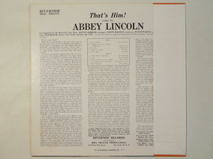 Abbey Lincoln - That's Him (LP/Used)