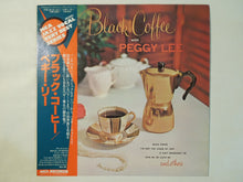 Load image into Gallery viewer, Peggy Lee - Black Coffee (LP/Used)