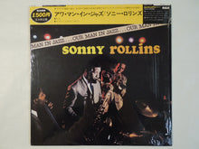 Load image into Gallery viewer, Sonny Rollins - Our Man In Jazz (LP/Used)