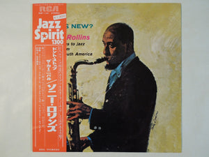 Sonny Rollins - What's New? (LP/Used)