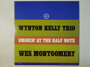 Wynton Kelly Trio / Wes Montgomery - Smokin' At The Half Note (Gatefold LP/Used)