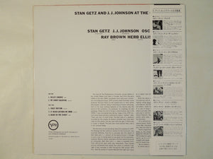 Stan Getz And J.J. Johnson - At The Opera House (LP-Vinyl Record/Used)