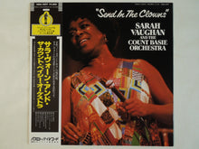 Load image into Gallery viewer, Sarah Vaughan & The Count Basie Orchestra - Send In The Clowns (LP-Vinyl Record/Used)
