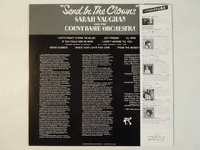 Load image into Gallery viewer, Sarah Vaughan & The Count Basie Orchestra - Send In The Clowns (LP/Used)