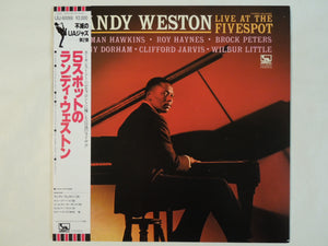 Randy Weston - Live At The Fivespot (LP/Used)
