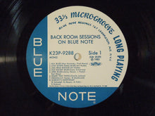 Load image into Gallery viewer, Various - Back Room Sessions On Blue Note (LP-Vinyl Record/Used)