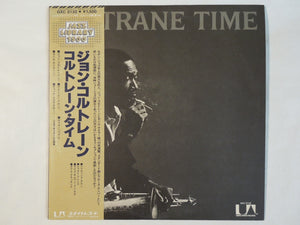 John Coltrane - Coltrane Time (LP-Vinyl Record/Used)