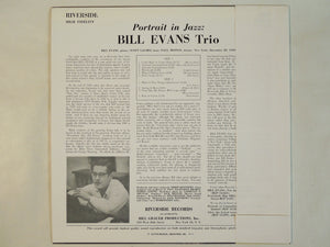 Bill Evans Trio - Portrait In Jazz (LP/Used)