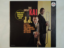 Load image into Gallery viewer, J.J. Johnson & Kai Winding - The Great Kai & J. J. (LP-Vinyl Record/Used)