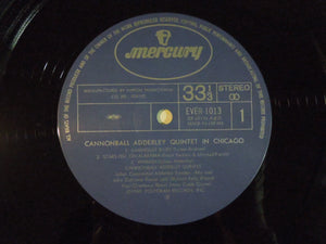 Cannonball Adderley Quintet - In Chicago (LP-Vinyl Record/Used)